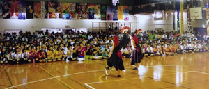Megusaki_highschool_performance